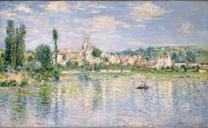 Claude Monet in New York Museums